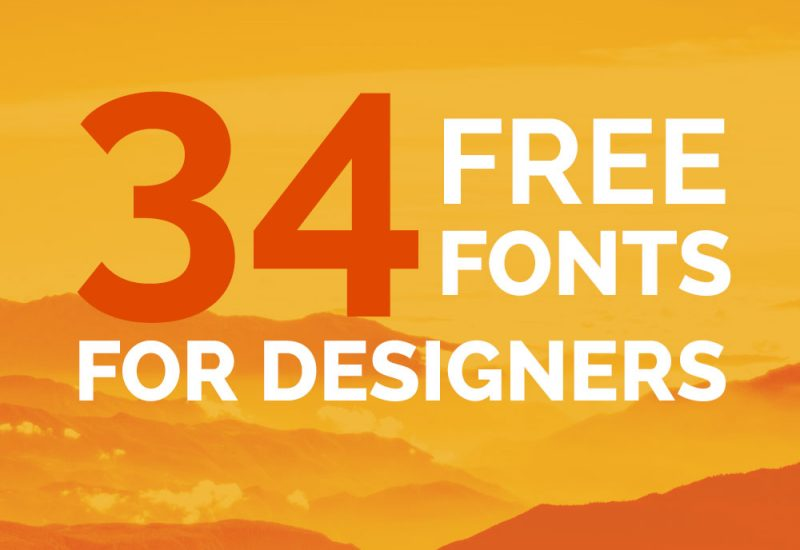 34-Free-Fonts-For-Designers