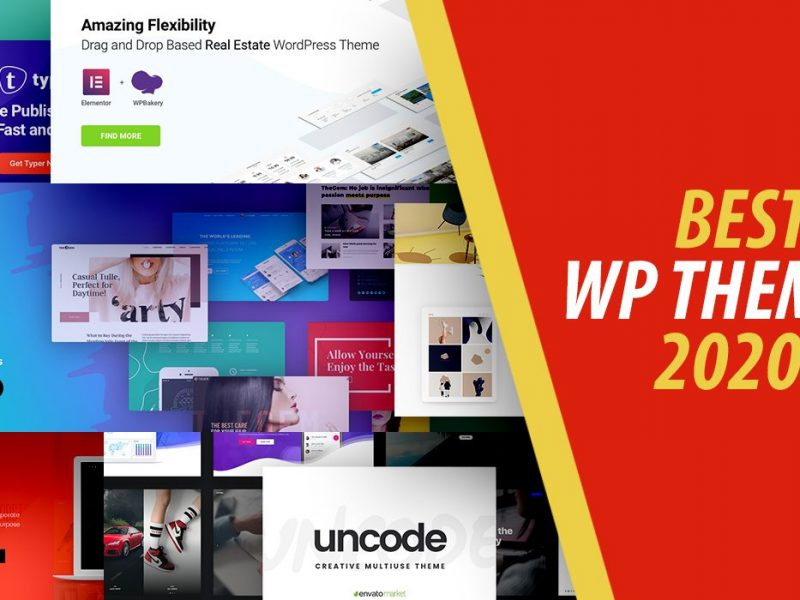 Best Wordpress Themes 2020