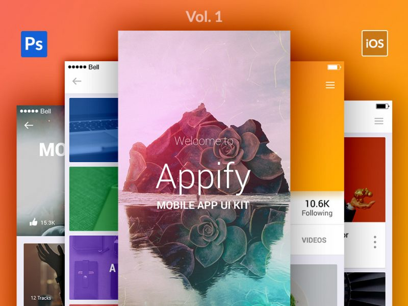 appify-mobile-app-ui-kit-part-1