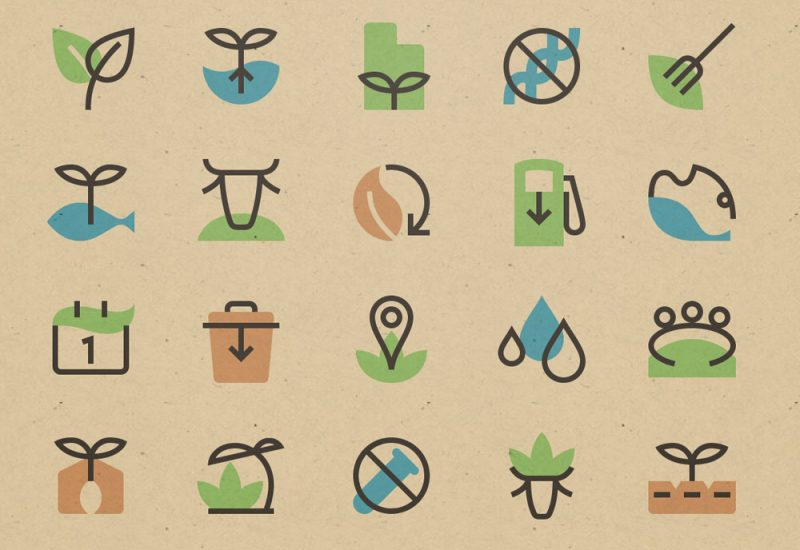 Food Production Icons