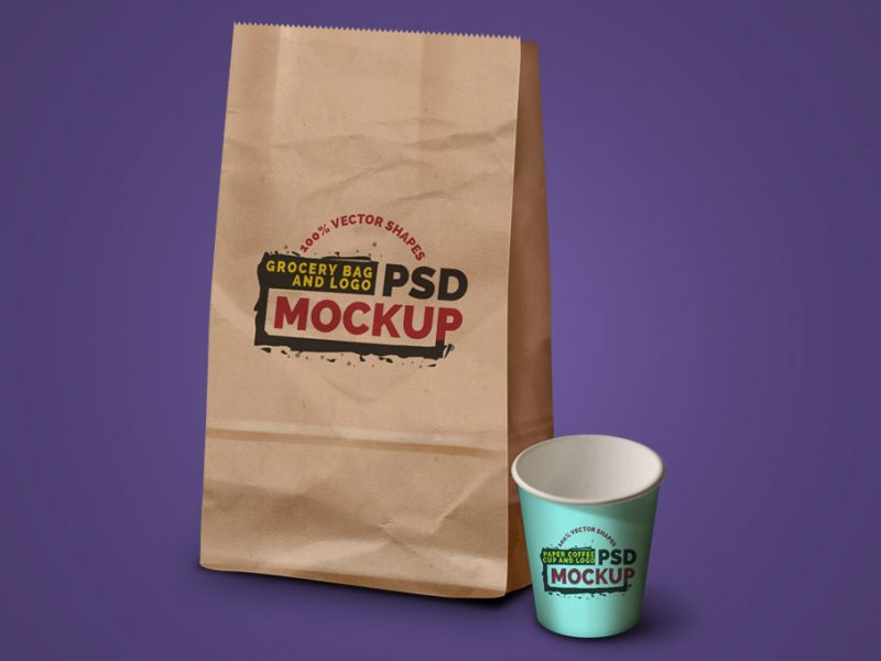 grocery-bag-coffee-cup-mockups-featured